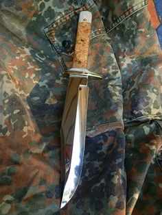 CKK Knives :: Bowie