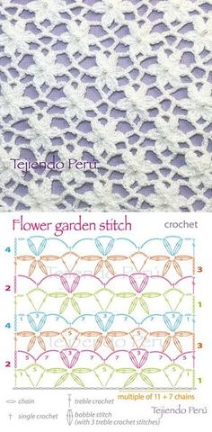fabulous (and moderately easy) flower stitch