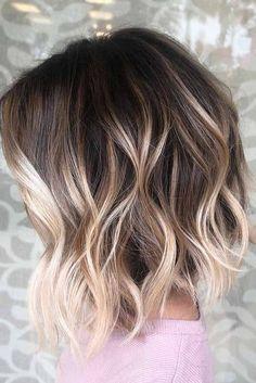 Wavy Bob Hairstyles, Winter Hairstyles, Stylish Hairstyles, Hairstyle Short, School Hairstyles, Office Hairstyles, Anime Hairstyles, Hairstyles Videos, Hair Updo