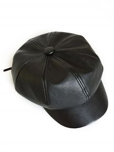 Product Vintage PU Leather Newsboy Cap available for Zaful WW 13d6a97ed669