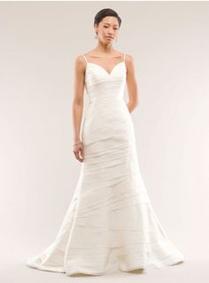 Trendy Kirstie Kelly Wedding Dress Silk Organza wedding gown bridal