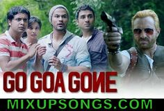 Go Goa Gone Full Official Trailer - Saif Ali Khan, Kunal Khemu,Vir Das and Puja Gupta