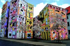 hausfassade gestalten hausfassaden farbgestaltung braunschweig deutschland