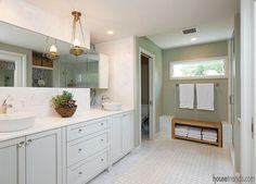 Bathroom remodel a beautiful reimagining