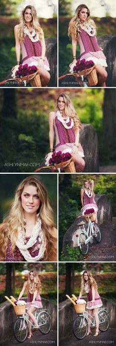 © Ashlyn Mae Photography (ashlynmae.com) High School Senior Photography #senior #photos #style #boho by dorothea