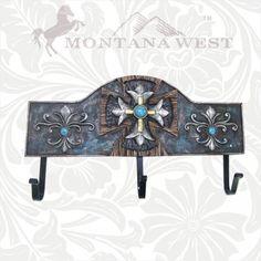 RSM-036 Montana West Turquoise Cross Hook