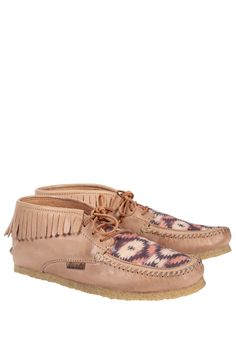 Boots by #StowandSon. These are the summer version. www.shop.be.com
