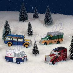 It's A Wonderful Life Christmas Village 'NewsPaper Boy & Cop ...