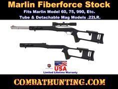ATI Marlin model 60 stock MAR3000 .22LR Dragunov SVD Rifle stock. Fits Marlin Model 60, 60C, 60SN, 60SB, 60DL, 60SS, 60SSK, 60S-CF, 60SSBL, 60DLX, 6079, 990, 990L, 995 and 995SS. etc.