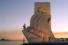 Monument of the Discoveries.....