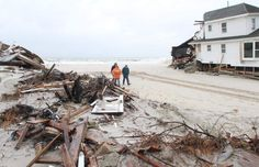 Aid will go toward new beaches for Shore towns