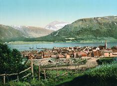 Tromsø, Troms, Norway | Description Tromsø 1900.jpg