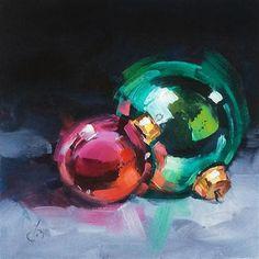"Daily Paintworks - ""CHILDHOOD MEMORIES"" - Original Fine Art for Sale - © Tom Brown"