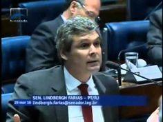 APLAUSOS !!! :-O Lindbergh humilha líder do PSDB e desmascara golpe!