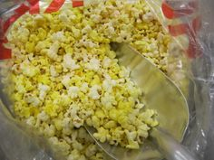 March 13th--Popcorn Lovers' Day!