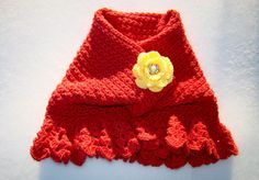 Star Stitch Hoodie Capelet with Detachable Flower by jempanzee Stitch Hoodie, Star Stitch, Capelet, Some Ideas, Flower Brooch, Everyday Outfits, Spice Things Up, Hugs, Bright Colors
