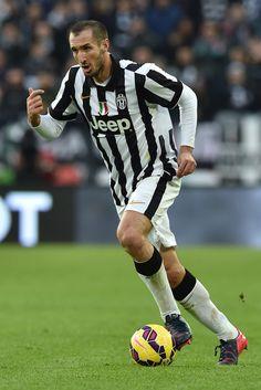 Giorgio Chiellini - Juventus, Italy, centerback defender