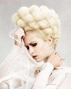 View Hooker & Young's full collection for the 2014 British Hairdressing Awards.