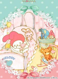 My Melody - Sanrio