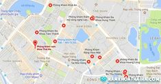 Tại Hà Nội có rất nhiều địa chỉ khám nam khoa