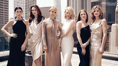 THR's Emmy Drama Actress Roundtable