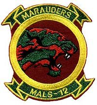Marine Aviation Logistics Squadron 12, Iwakuni Marine Corps Base Japan.
