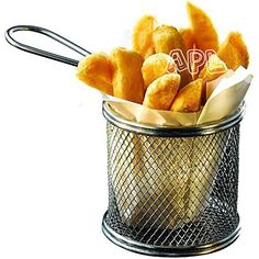 New Star 37807 Stainless Steel Commercial French Fry Bagger, Right Handle