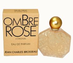 Fleurs D'ombre Rose By Jean Charles Brosseau For Women. Eau De Toilette Spray 3.4-Ounces - Eau de Parfum