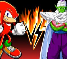 sonic and piccolo