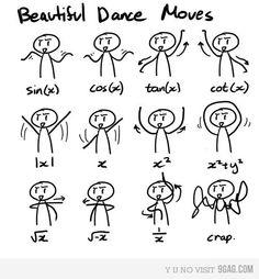 Math dance!-