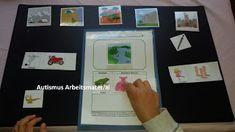 Autismus Arbeitsmaterial: Mappe: Fantasie-Generator