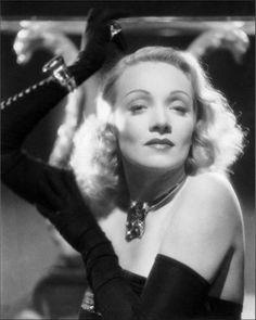 Marlene Dietrich...1942