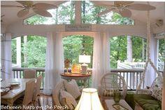 Build a Screened Porch and Decks with Pergola