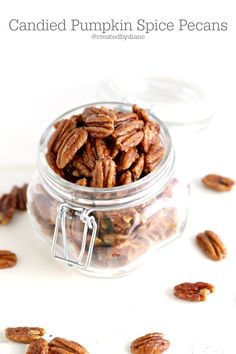 ... Nuts on Pinterest | Candied Pecans, Spiced Nuts and Candied Nuts