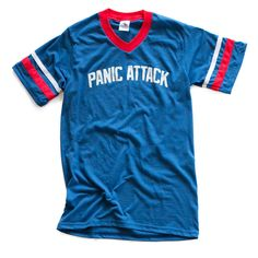Panic Attack Jersey