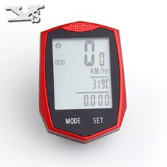 YS-515C Bike Cycling Bicycle Odometer Computer Wireless  Speedometer  Cadence Multi-Function Battery include