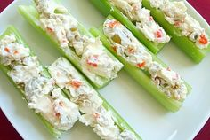 Stuffed Celery - not a fall flavor, per se, but my family always served these at holiday dinners and I've always loved them. So easy, I've no idea why I don't make them every day except that in my head they still seem like a special occasion food.