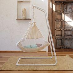 Amby Air Baby Hammock | Free Standing Baby Hammock