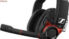Sennheiser apresenta headset gamer GSP 600