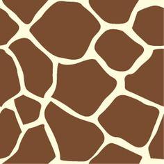 Clip Art of Abstract Colors Seamless Background: Fundo sem costura de pele de girafa Birthday Background Images, Blank Background, Seamless Background, Giraffe Party, Safari Party, Flora Und Fauna, Giraffe Pattern, Giraffe Fabric, Motifs Animal