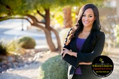 Branding _ The BRAND Shoot |Real Estate Agent | Real Estate Educator Headshot by Trina-Marie Phinizy (© 2016 All Rights Reserved). #Branding #Consulting #Photography TM Branding & Consulting www.Trina-Marie.com female,  style, fashion, business woman, personal branding