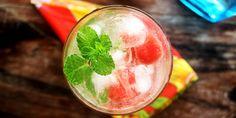 Gin tônica com melancia, um drink com cara de verão | DigaMaria.com