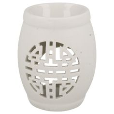 VILLAGE  CANDLE CERAMIC WAX MELT / OIL BURNER  SMALL   STYLE - VC512