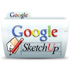 Google Sketchup 8 - The best, most intuitive 3D design program that I've ever used! Watch a few videos from their tutorials or on youtube, and you'll be designing masterpieces!