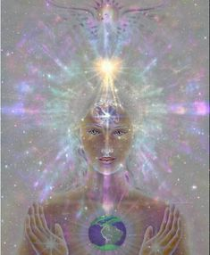 12th Chakra ✨ sacred universal light and love ✨