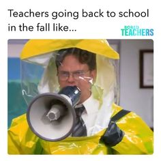 Teachers going back to school in the fall be like... Crazy Funny Memes, Stupid Memes, Funny Relatable Memes, Haha Funny, Funny Jokes, Hilarious, Relatable Posts, Funny Stuff, Teaching Humor