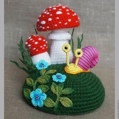 Crochet Fairy, Crochet Home, Crochet Motif, Crochet Designs, Crochet Dolls, Crochet Flowers, Diy Knitting Gifts, Crochet Gifts, Amigurumi Patterns
