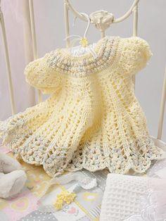 Beautiful Baby Boutique II - Crochet Pattern