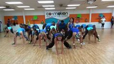 """FIREBALL"" by Pitbull - Choreo for CLUB FITZ by KELSI!!!"
