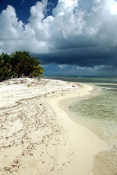 Water Cay, Honduras,
